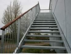 Лестница наружная