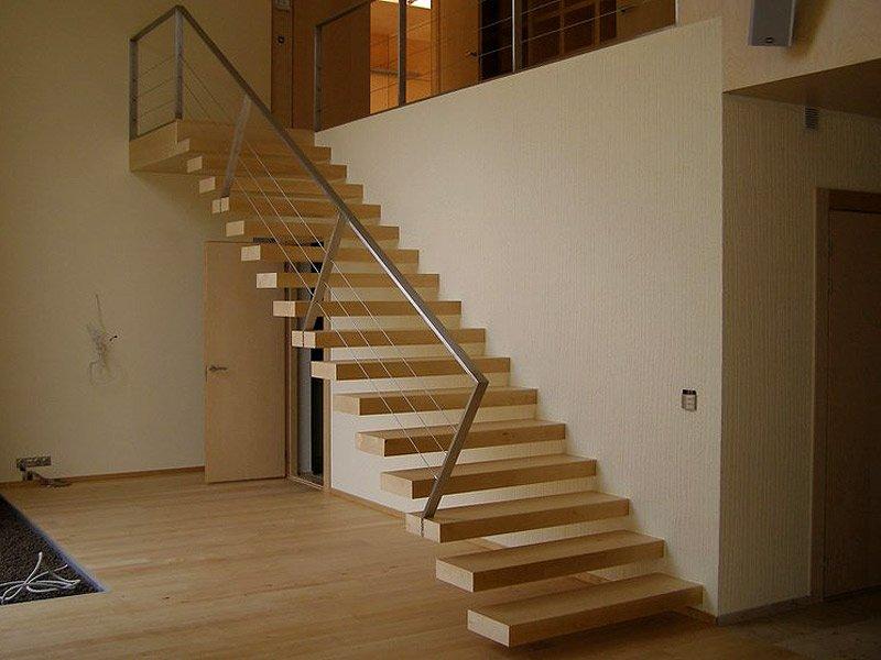Лестницы консольные