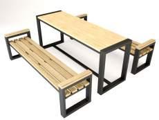 комплект садовой мебели Экта-классик