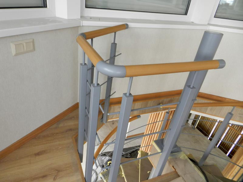 Лестница в пентхаус