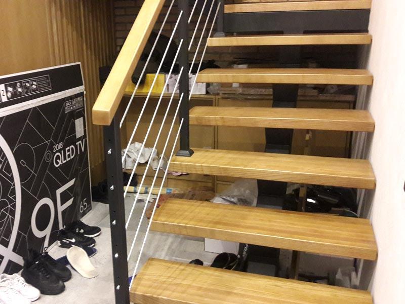 Фото интерьерной лестницы
