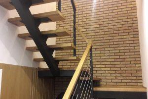 Лестница в квартире фото