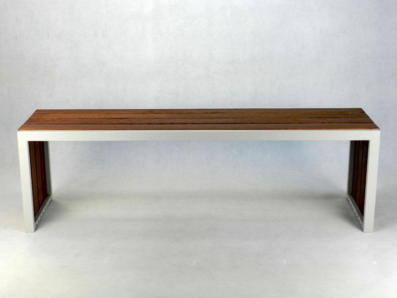 Дизайнерская скамейка фото