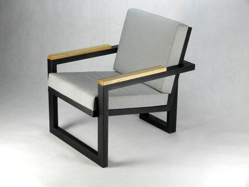 Кресло для лофт стиля
