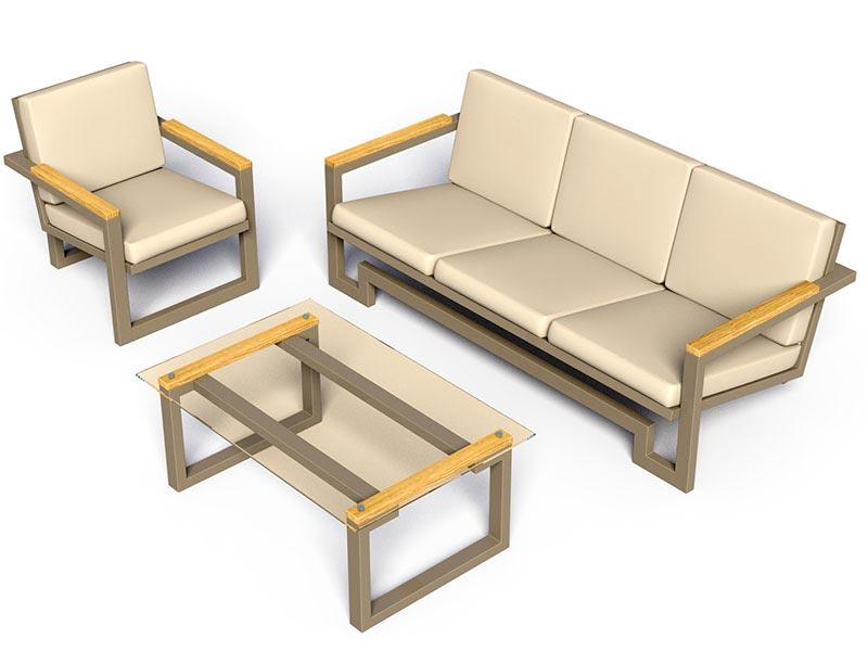 Мебель в лофт стиле для отдыха