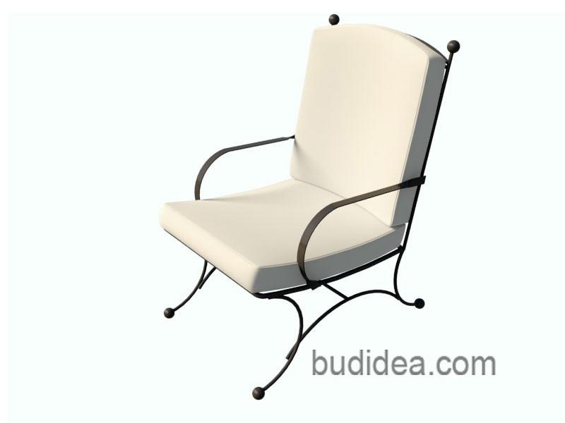 Садовое кресло купить в стиле Прованс