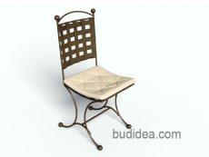 Садовые стулья металлические Прованс