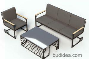 Мебель индастриал и лофт