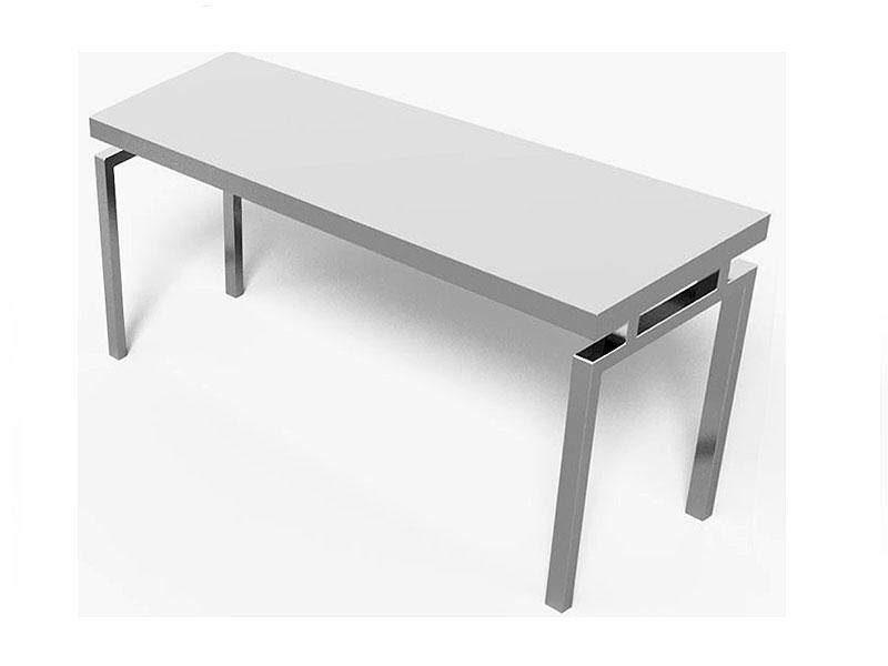 Стол для кухни нержавейка