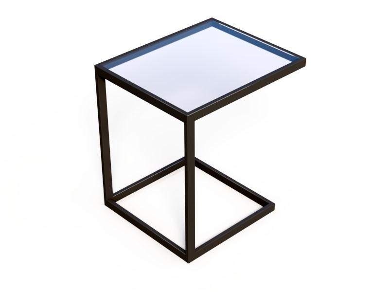 Консольный столик для лофта и хай тек