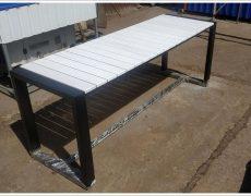 Уличный стол для дома и дачи