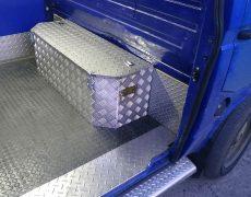 Ящик для инструментов в машину
