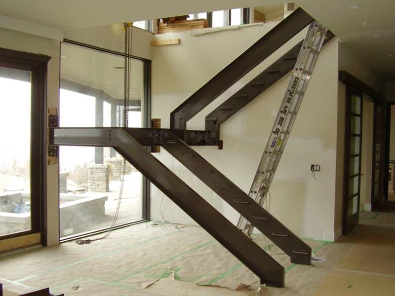 Каркас для лестницы